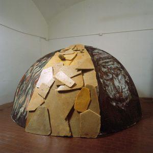 Mario Merz, la Casa del Giardiniere