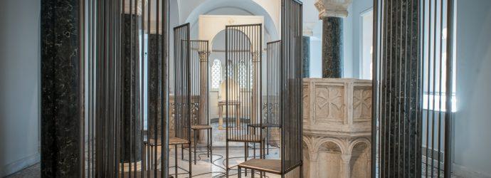 Alfredo Romano | Museo Bizantino e Cristiano, Atene