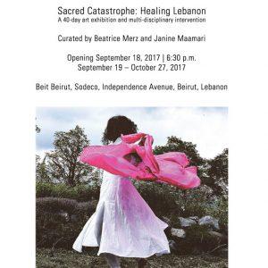 Zena el Khalil. Sacred Catastrophe: Healing Lebanon