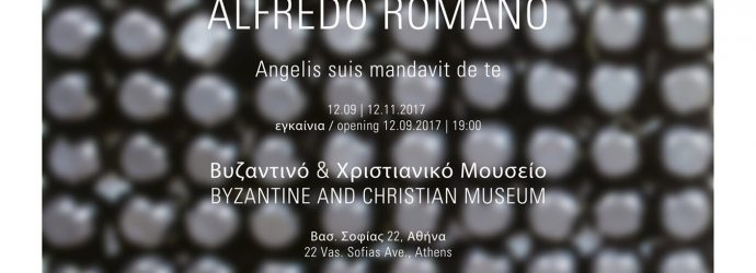 "Alfredo Romano – ""Angelis suis mandavit de te"""