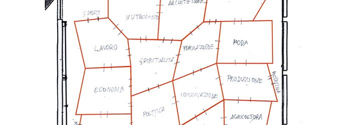 MICHELANGELO PISTOLETTO | COMUNICAZIONE. Le porte di Cittadellarte