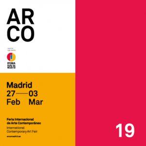 (English) ARCOmadrid 2019